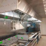 Mutfak Davlumbaz Söndürme Sistemi