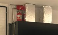 Otomatik Davlumbaz İçi Yangın Söndürme Sistemleri