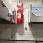 Davlumbaz yangın söndürme sistemleri fiyatı
