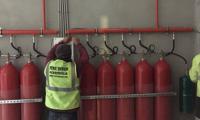 Elektrik Odası Yangın Söndürme Sistemleri