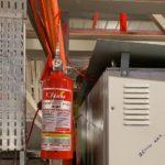 Elektrik Panosu Yangın Söndürme Sistemi Fiyatı