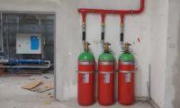 FM 200 Gazlı Söndürme Sistemi Fiyatı