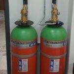 FM200 Gazlı Yangın Söndürücü Sistemler