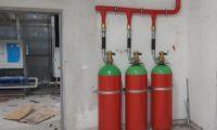 FM200 Gazlı Yangın Söndürme Sistemleri