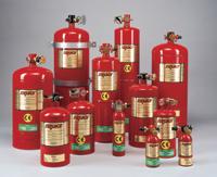 Fireboy yangın söndürme sistemi
