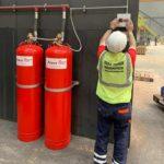 Gazlı Yangın Söndürme Sistemleri Bakımı