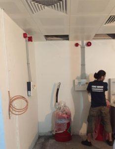 Janeratör odası yangın söndürme sistemleri