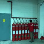 Karbondioksit Gazlı Yangın Söndürme Sistemleri