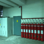 Karbondioksitli Yangın Söndürme Sistemi
