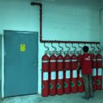 Karbondioksit Gazlı Söndürme Sistemleri