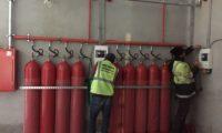 Karbondioksitli Yangın Söndürme Sistemleri