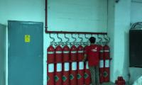 Karbondioksitli Yangın Söndürücü Özellikleri
