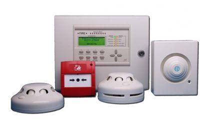 Yangın algılama ve söndürme sistemleri