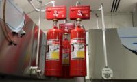 Mutfak Davlumbaz Yangın Söndürme Sistemi