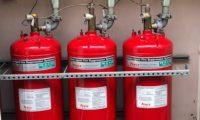 Novec1230 Gazlı Yangın Söndürme Sistemi