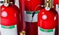 Novec 1230 Gazlı Yangın Söndürme Sistemi