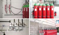 Otomatik Yangın Söndürme Sistemi