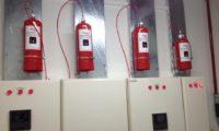 Pano İçi Yangın Algılama ve Söndürme Sistemleri