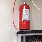 Pano İçi Yangın Mikro Söndürme Sistemleri