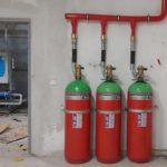 Siex Gazlı Yangın Söndurme Sistemleri