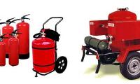 Yangın Söndürme Cihazları ve Tüpleri