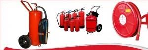 Yangın söndürme sistemleri yardımcı ekipmanları