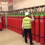 Yangın algılama ve söndürme sistemleri bakımı