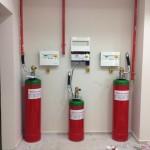 FM200 Gazlı Söndürme Sistemi