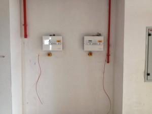 Fm200 gazlı yangın söndürme sistemler